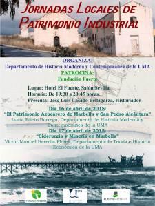 Jornadas Locales de Patrimonio Industrial