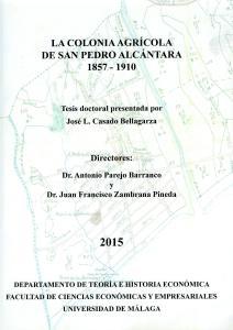 Tesis Jose Luis Casado