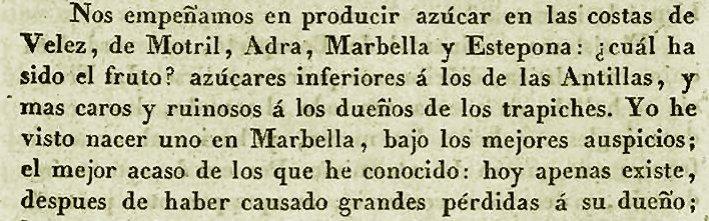 Trapiche de Marbella