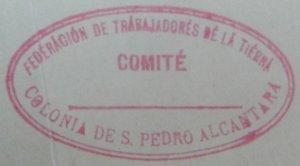 Comité San Pedro FNTT