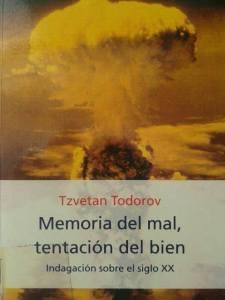 Memoria del mal